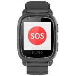 Умные часы Elari KidPhone 2, черные