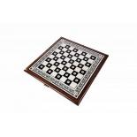 аксессуар для настольной игры Доска шахматная  Haleyan инкрустация 50 (kh059-5)