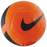 мяч футбольный NIKE Pitch Team р.5, (SC3166-803) оранжевый