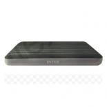 матрац надувной Intex DURA-BEAM PRESTIGE DOWNY AIRBED 152х203х25 см с насосом