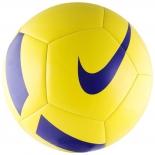 мяч футбольный NIKE Pitch Team р.5, желтый