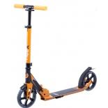 самокат для взрослых Ridex Atom 180 мм, оранжевый