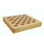 шахматы Шахматный ларец Woodgames Бук 40КЛК-Б-Х