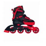 ролики раздвижные Ridex  Area Red, алюминиевая рама, размер: L / 38-41