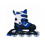 ролики раздвижные Ridex  Joker Blue, размер: L / 39-42