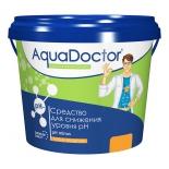 щетка для чистки бассейнов Гранулы для понижения уровня pH воды AquaDoctor AQ1913 5кг ведро