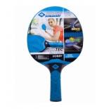 ракетка для настольного тенниса Donic Alltec Hobby, всепогодная, сине-черная