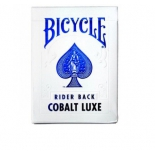 игральные карты United States Playing Card Company Bicycle Metalluxe Cobalt