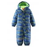 детская одежда Комбинезон зимний Lassie 710690-4981 (рост 74), зеленый
