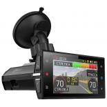 автомобильный видеорегистратор Silverstone F1 HYBRID S-BOT GPS черный
