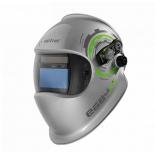 маска сварщика Optrel е684 Autopilot / Manual 4/5-13 DIN, серебристая