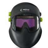 маска сварщика OPTREL PanoramaXX AutoPilot 2.5/5-12 DIN Manual 2.5/7-12 DIN 1010.000, черная