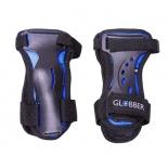 защита роликовая Globber Junior Protective (25-50 Kg), синяя