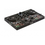 музыкальный пульт DJ контроллер Hercules DJ Control Inpulse 200