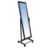 зеркало интерьерное Leset Мэмфис венге напольное