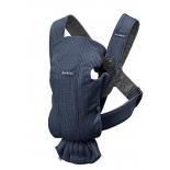 рюкзак-кенгуру BabyBjorn Mini Mesh Темно-синий