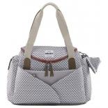сумка для мамы Beaba Changing Bag Sydney 2, 940213 серая