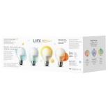 лампочка Набор светодиодных ламп LIFX Mini Day & Dusk A19 4 шт. Цоколь E27.