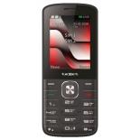 Сотовый телефон teXet TM-D329, черный/красный, купить за 1 540руб.