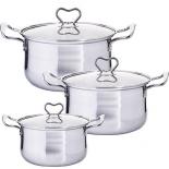 набор посуды для готовки Mayer & Boch 6 пр, MB 29353