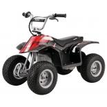 велоквадроцикл детский Razor Dirt Quad, черно-красный