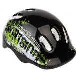 шлем роликовый Action GL000279541 р. XS (48-51) черный