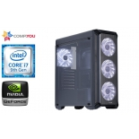 CompYou Game PC G777 (CY.1096741.G777), купить за 95 240 руб.