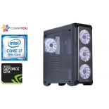 CompYou Game PC G777 (CY.1096830.G777), купить за 74 490 руб.