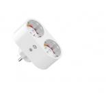 розетка сетевая Digma DiPlug 110S EU VDE Wi-Fi белая