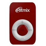 аудиоплеер Ritmix RF-1010 RED MP3
