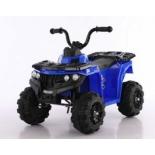 велоквадроцикл детский Наша Игрушка BEJ-3201, синий