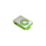 аудиоплеер Perfeo VI-M003 Clip Color, зеленый