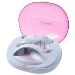 набор для маникюра и педикюра Lumme  LU-2404 розовый опал