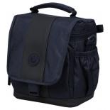 сумка для фотоаппарата Continent FF-02, синяя