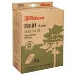 фильтр для пылесоса +10 мешков Filtero FLS 01 (S-bag) ECOLine XL