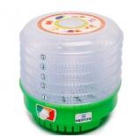 сушилка для посуды Нептун КАЖИ.332219.009Э белая/зеленая