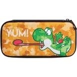 аксессуар для игровой приставки Дорожный чехол Nintendo Switch Slim Yoshi Camo
