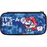 аксессуар для игровой приставки Чехол Nintendo Switch Slim Mario Camo