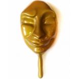 аксессуар для настольной игры Маска  Нескучные игры Лицемер, золотая
