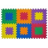детский коврик Funkids Мозаика-12-10  (KB-049-6M-NT10) 01 из 6-ти частей