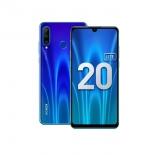 смартфон Honor 20 Lite 4/128Gb, голубой