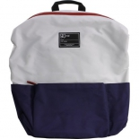 рюкзак городской Xiaomi 90 Points Lecturer Casual Backpack, бело-синий