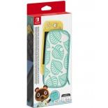 аксессуар для игровой приставки Nintendo Чехол в стиле Animal Crossing,New Horizons и защитная пленка