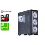 CompYou Game PC G757 (CY.1097991.G757), купить за 30 799 руб.