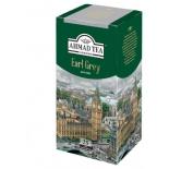 чай Ahmad Tea, Earl Grey, черный (25х2г) пакетики с ярлычками