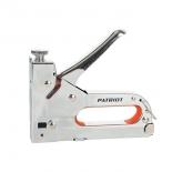 степлер строительный PATRIOT SPQ-111 3 в 1 (скобы 140/28, гвозди 300)