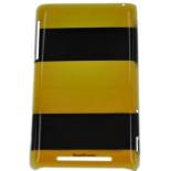 чехол для смартфона спинка E-cell BUMBLEBEE PATTERN DESIGN GLOSSY HARD BACK