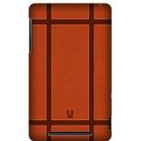 чехол для планшета Чехол-спинка E-cell LEATHER HARD CASE DESIGN GLOSSY HARD BACK CASE