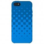 чехол iphone XtremeMac Tuffwrap for Iphone 5  (IPP-TWN-23) Blue