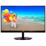 монитор Philips 234E5QHSB(W) Black-Cherry